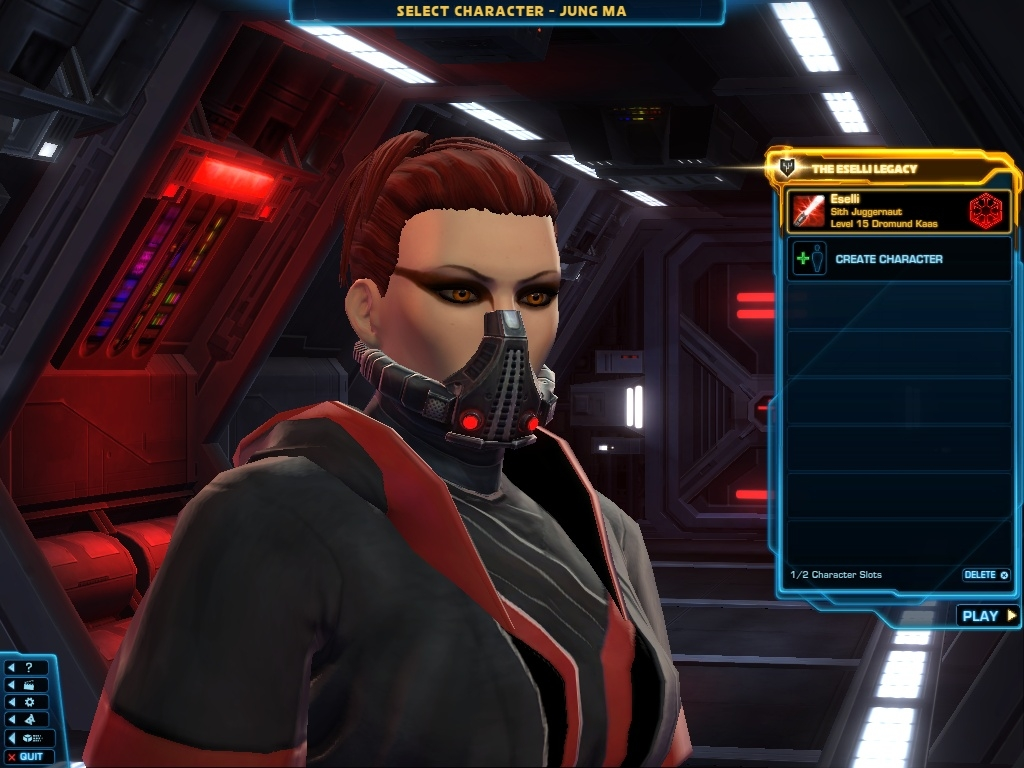 D1 - Star Wars: The Old Republic