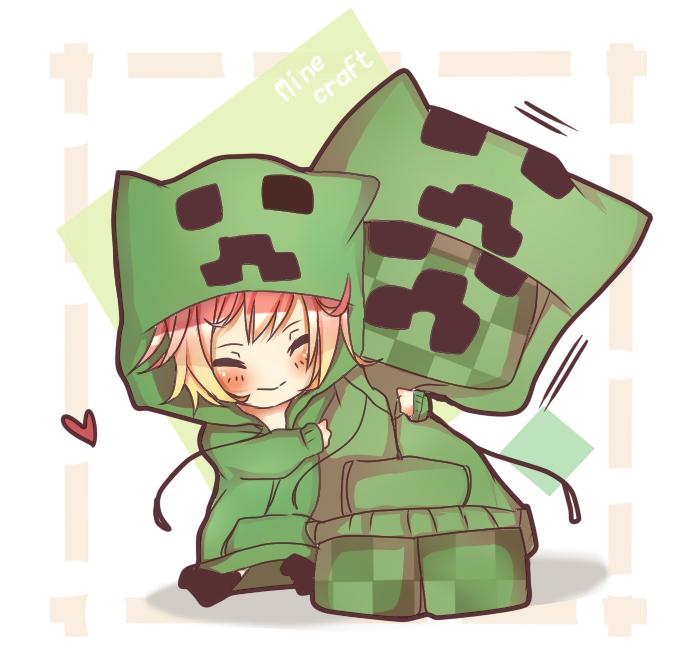 картинки майнкрафт аниме: