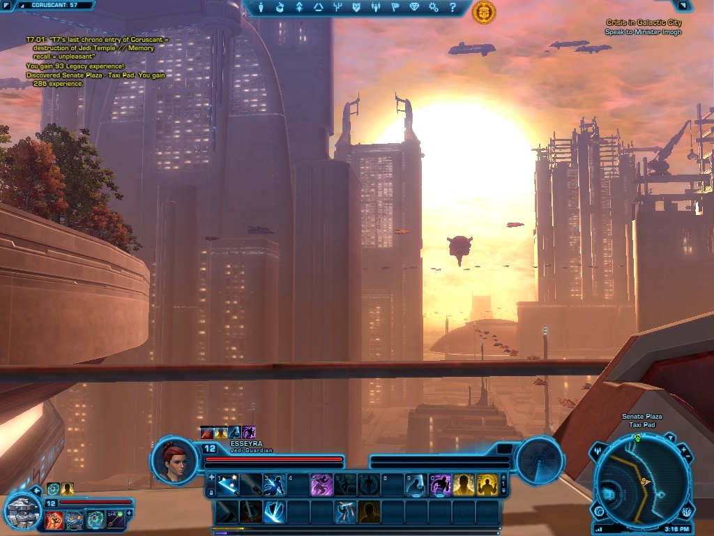 D4 - Star Wars: The Old Republic