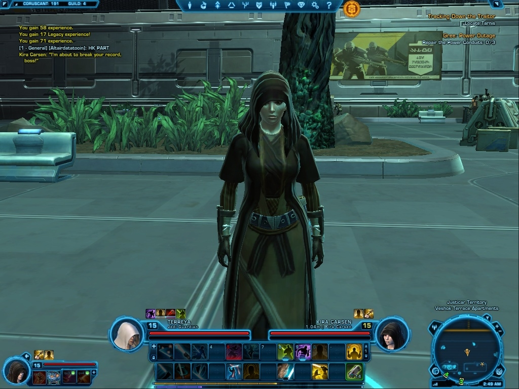 V1 - Star Wars: The Old Republic