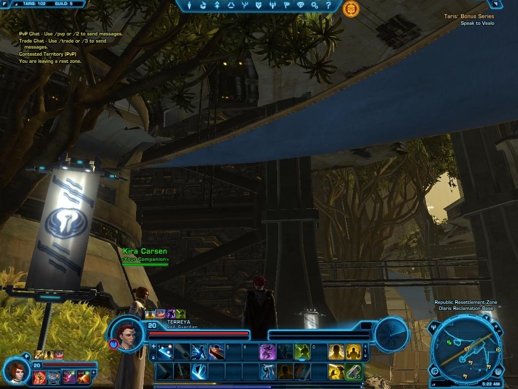 Taris - Star Wars: The Old Republic