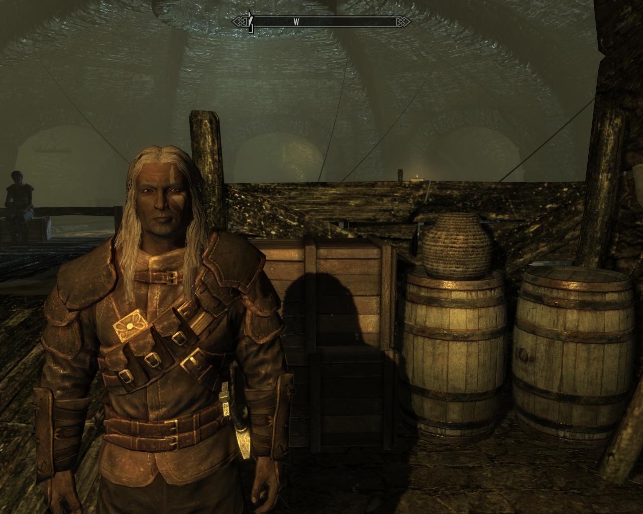 Ок, редгард, вампир - Elder Scrolls 5: Skyrim, the