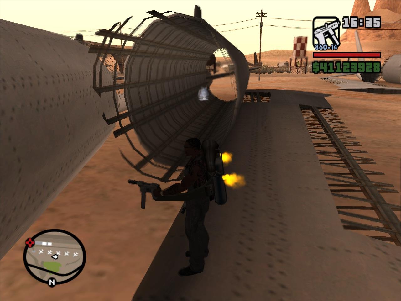 Броник - Grand Theft Auto: San Andreas