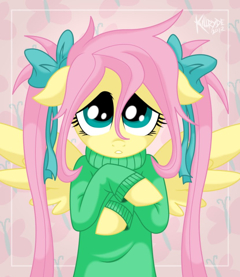 StylinFluttershy.png - -