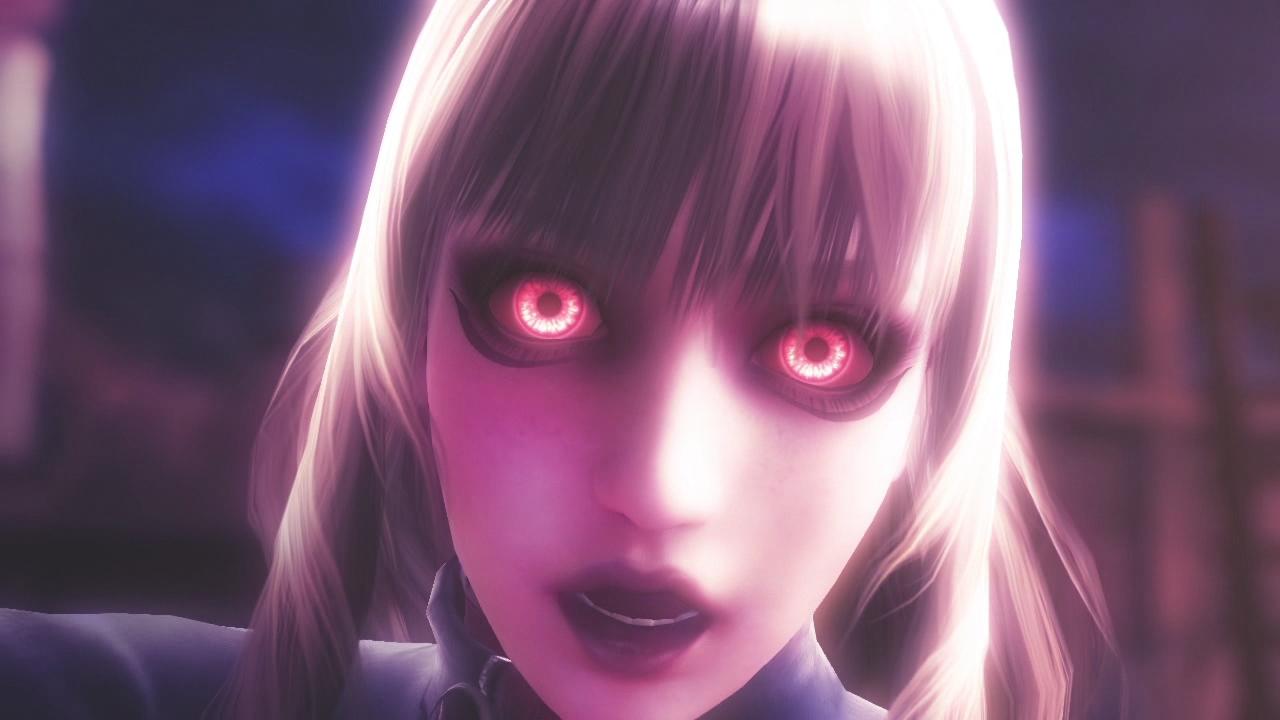 Это я, когда играю поздней ночью в Soul Calibur 5 - -