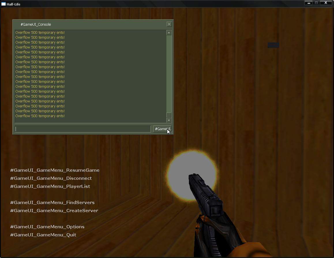 5-мегабайтовый Half-Life - Half-Life