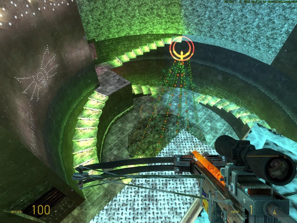 hl2dm_wintersedge - Half-Life 2
