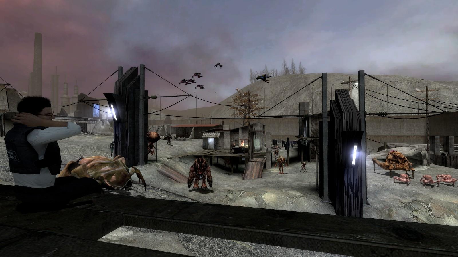 Грибочки были хороши... - Half-Life 2