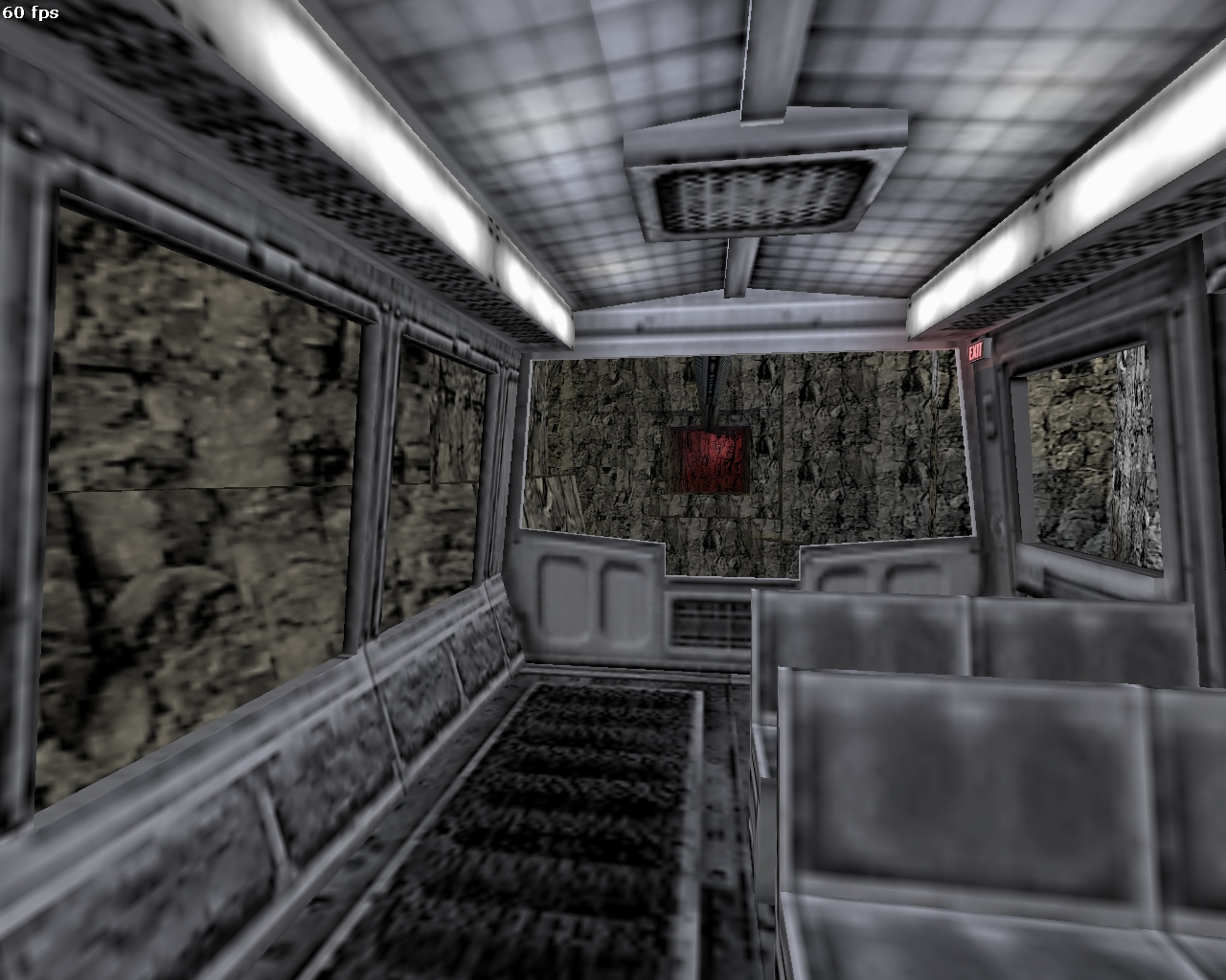 чёрно-белый Half-Life - Half-Life