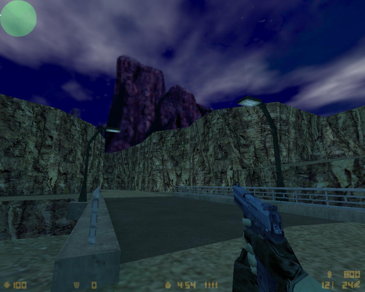 Ночной cs_siege - Counter-Strike
