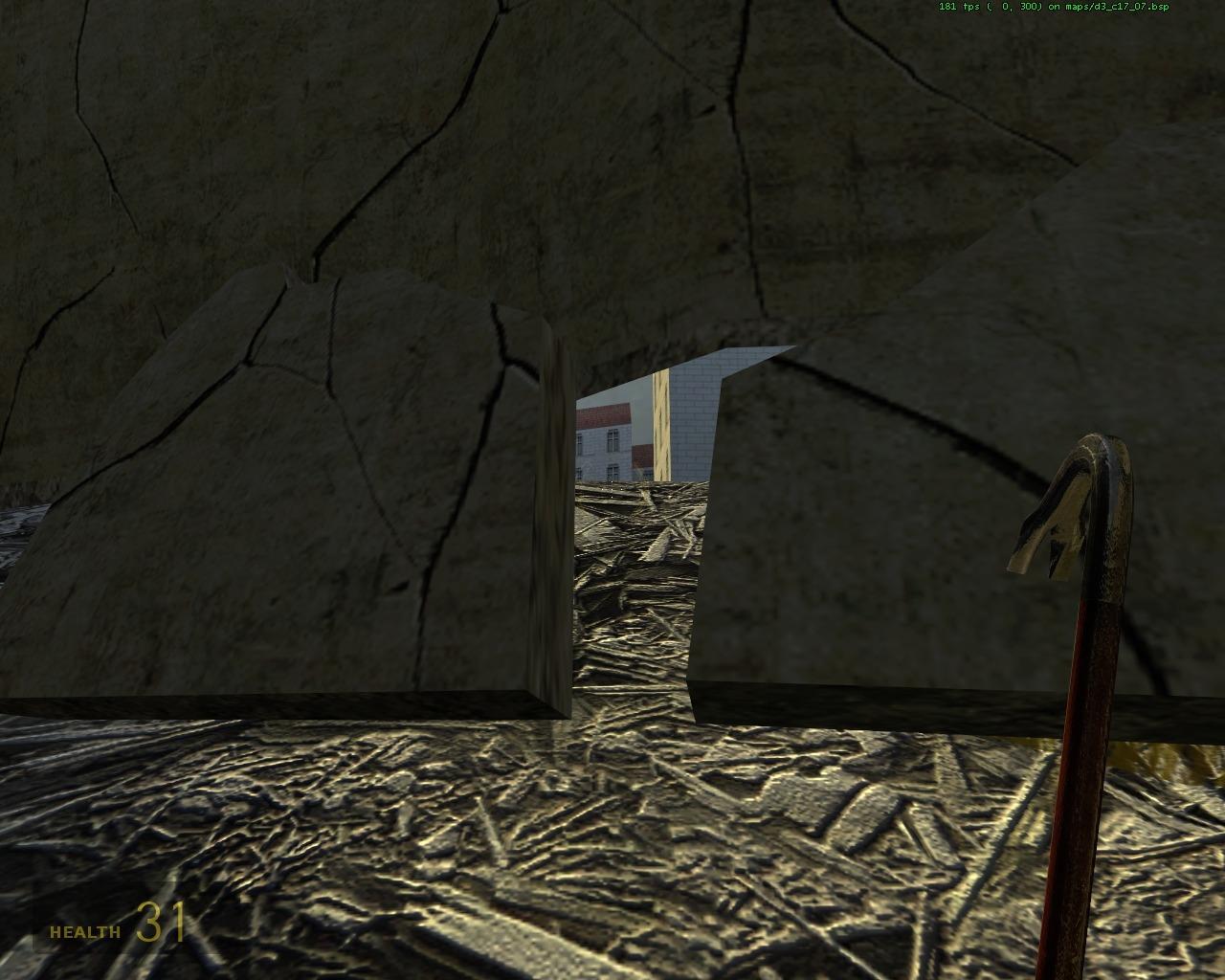 Подглядываем... - Half-Life 2
