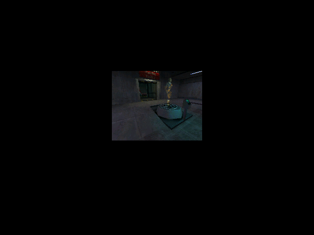 Скриншот игры с глючным СОФТВАРЕ - Half-Life