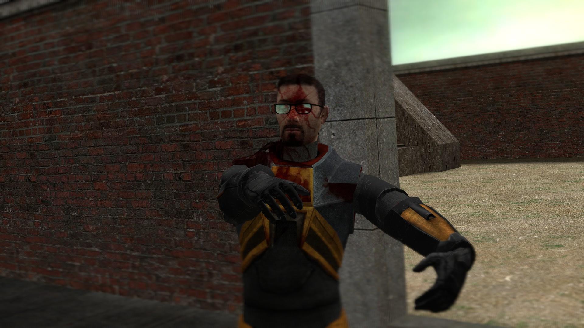 зомби - Half-Life 2 Зомби