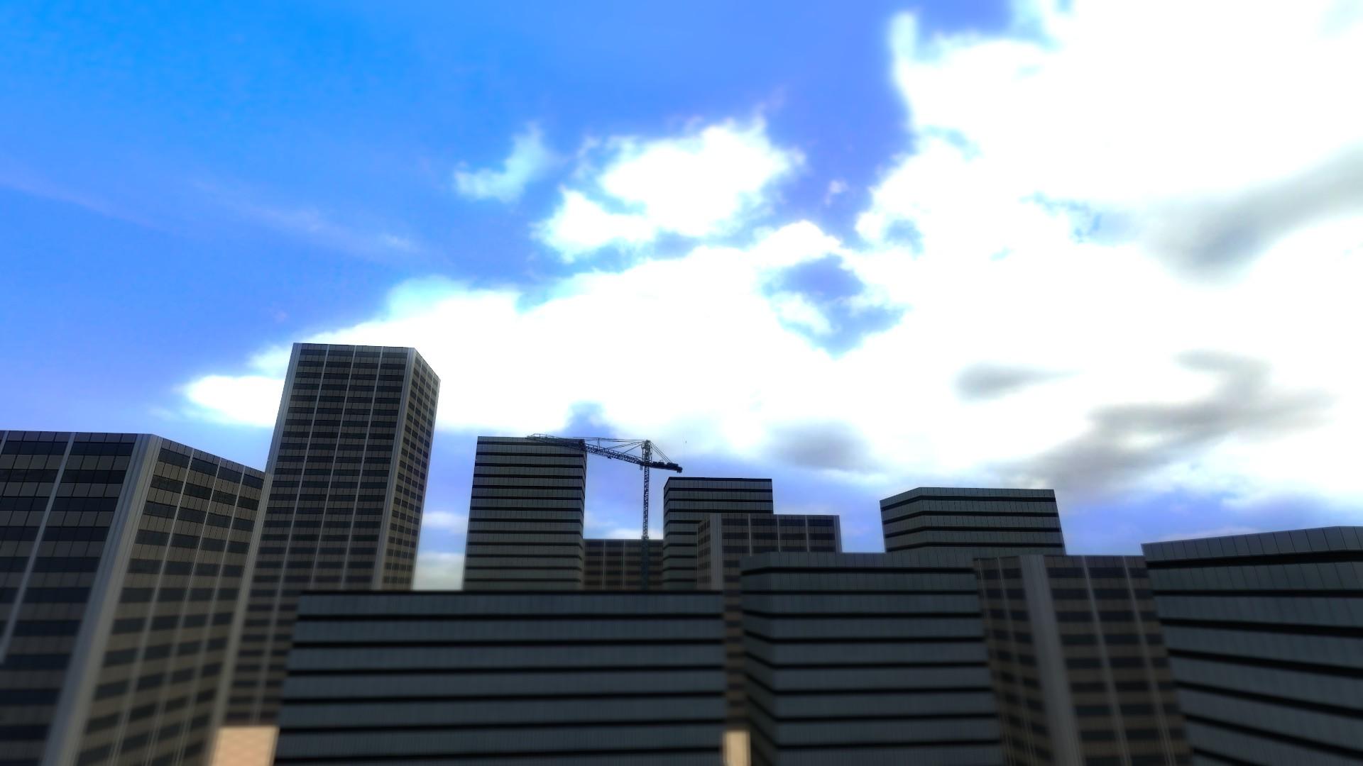 BigCity - Half-Life 2 Карта называется gm_bigcity