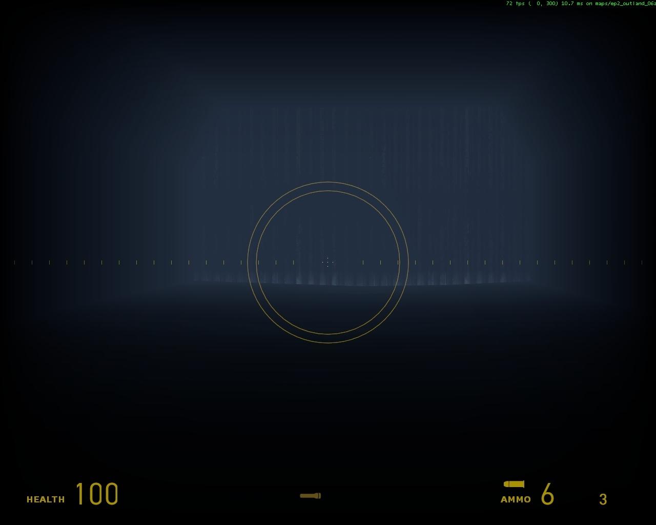 """Тоннель у моста заблокирован после """"Загрузки"""" - Half-Life 2"""