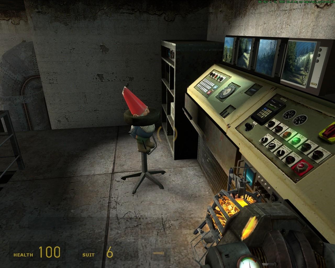 Гном... - Half-Life 2