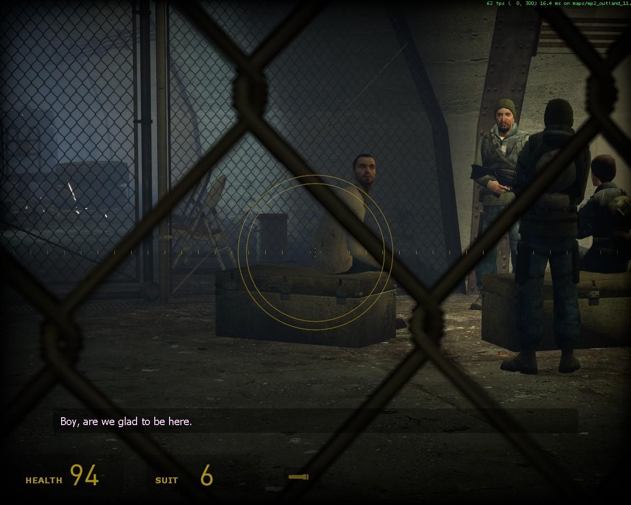 Уставился... - Half-Life 2