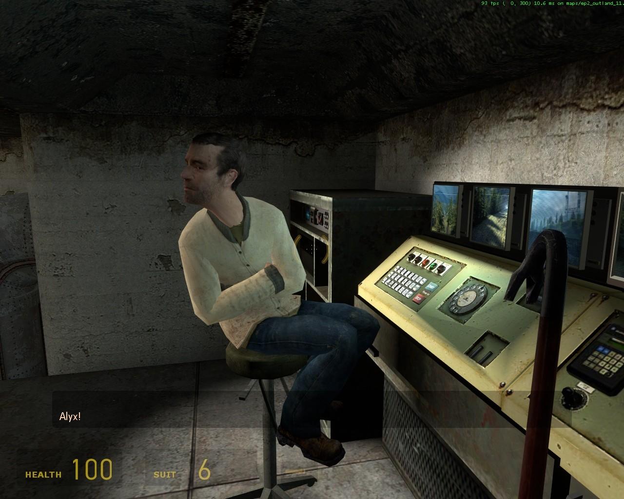 Нервируем шпиона Альянса... - Half-Life 2