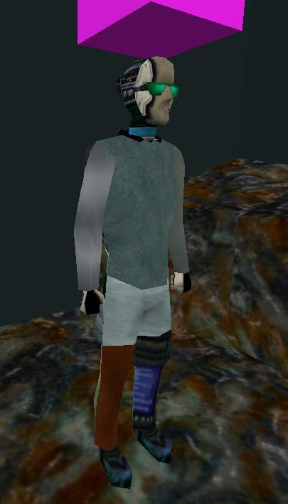 """""""киборг"""" - Half-Life"""