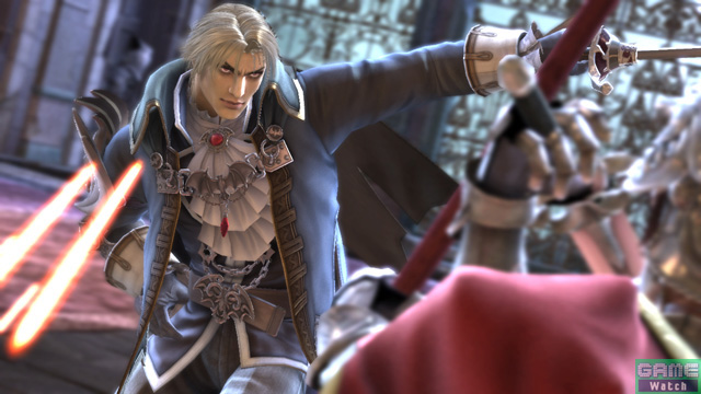 soul calibur 4 - -