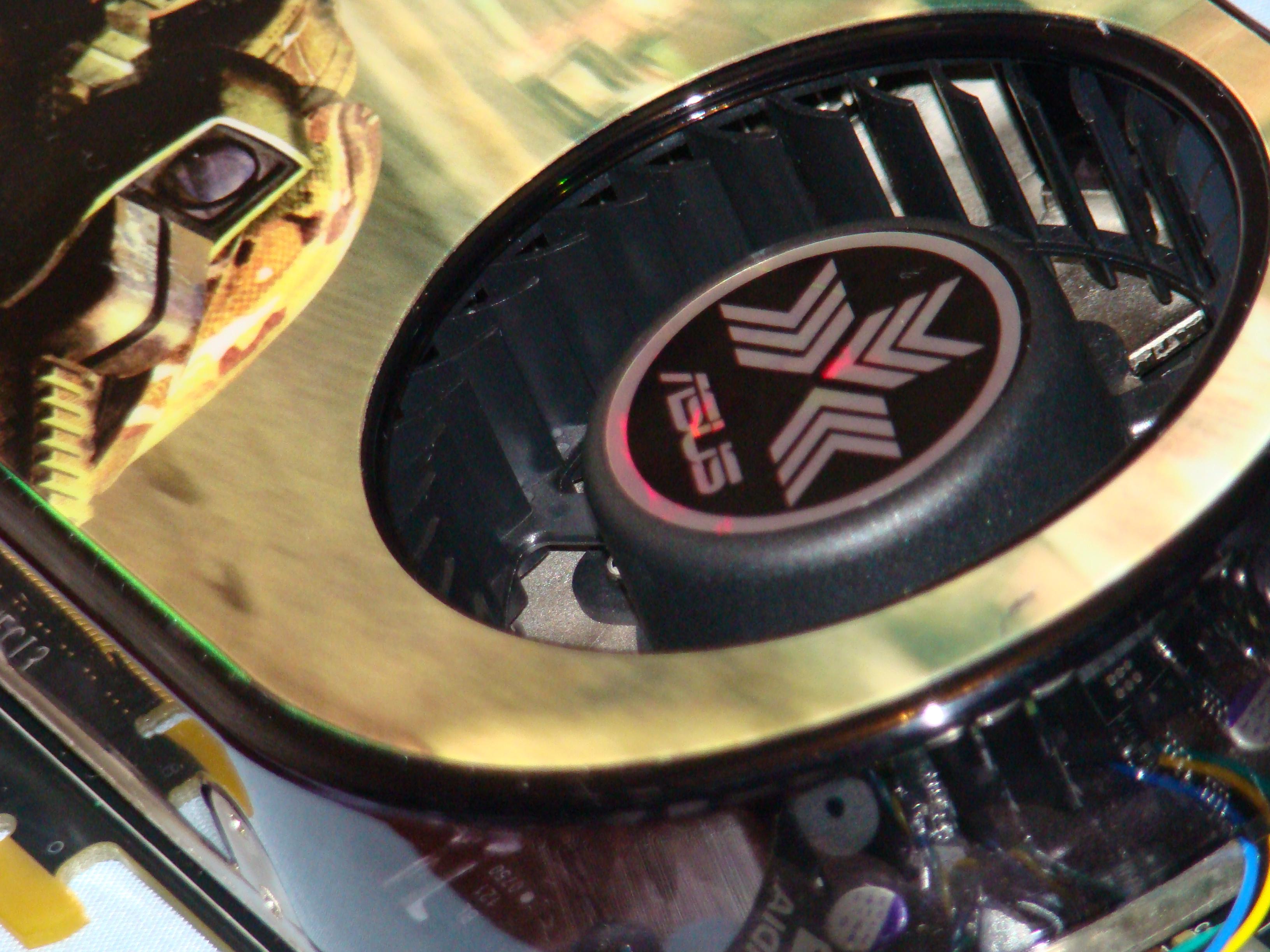 Asus EN8800GTX - - Asus EN8800GTX