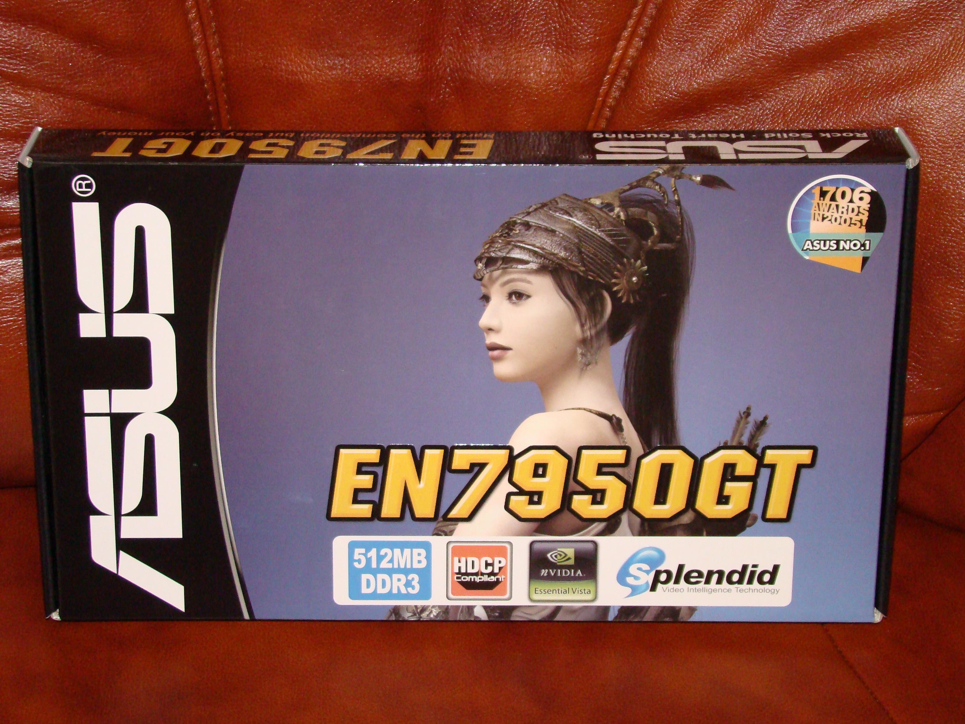 Asus EN7950GT - - Asus EN7950GT