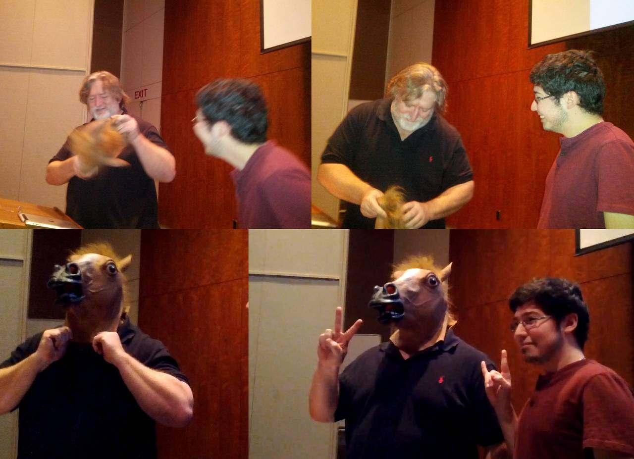 Гейб поехал - Half-Life 2