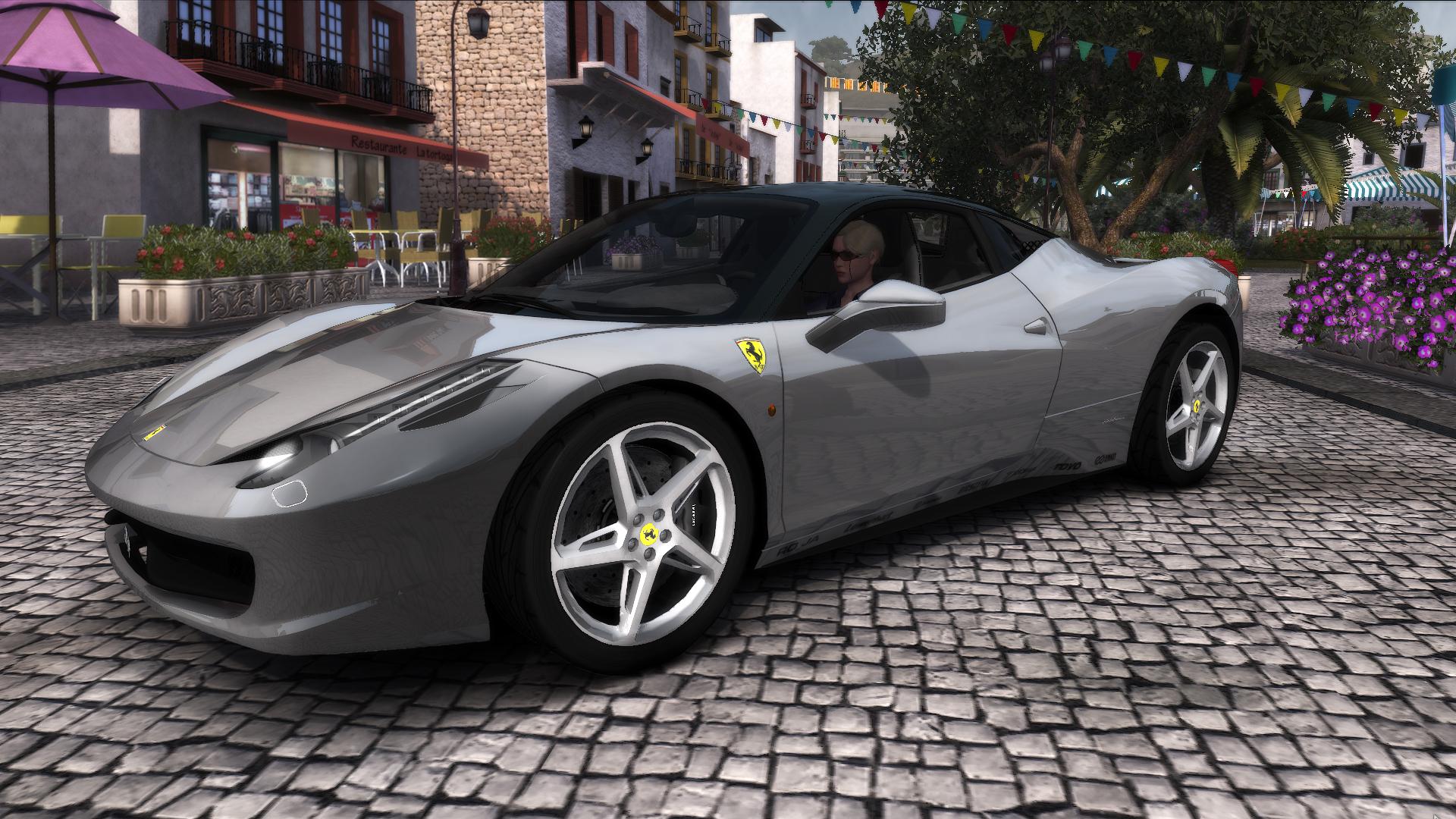 "TDU2. Ferrari 458 Italia ""Novitec Rosso 2010"" Style - Test Drive Unlimited 2"
