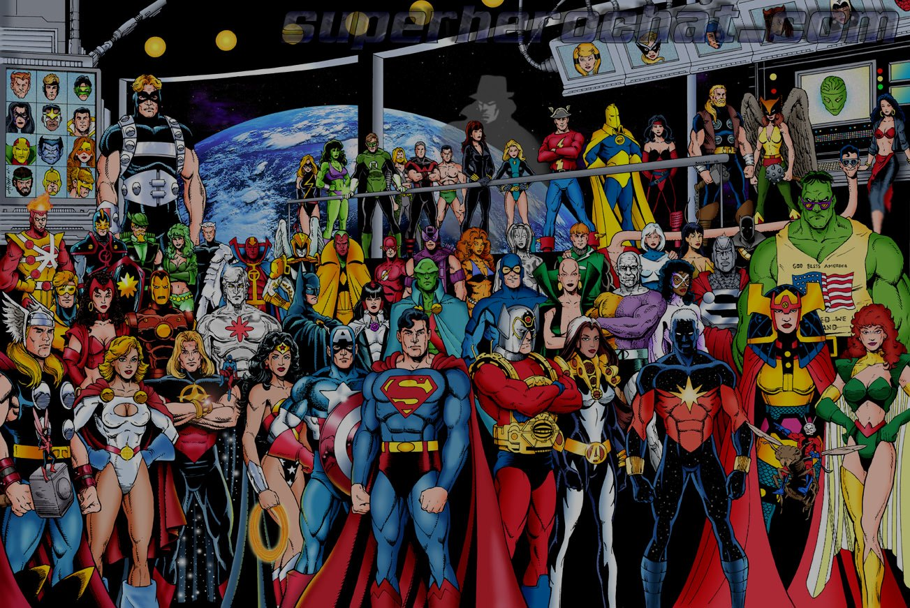 половинки кладем герои дс комикс фото и список народа мешают