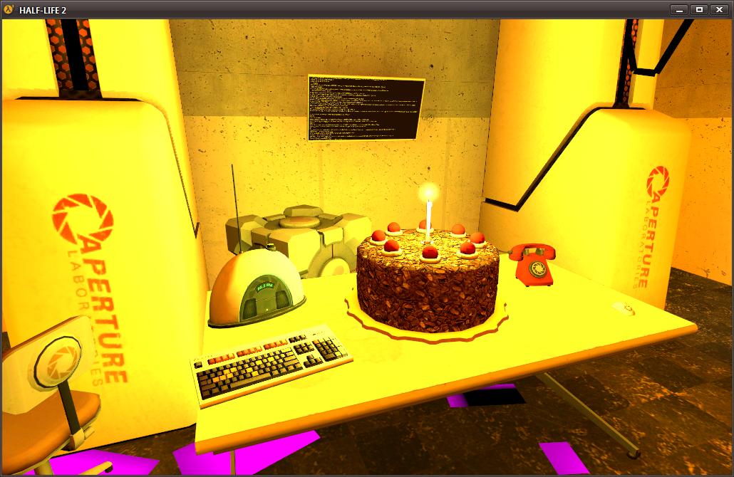 cakeisntlie.png - Half-Life 2