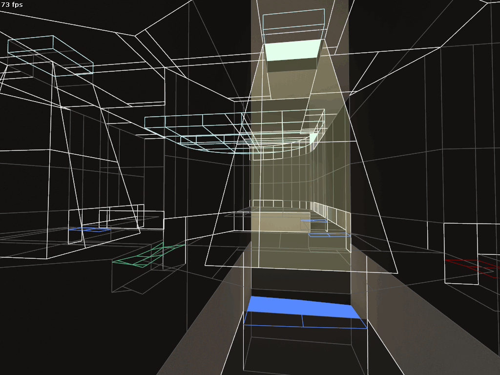 mat_wireframe 2 - Half-Life