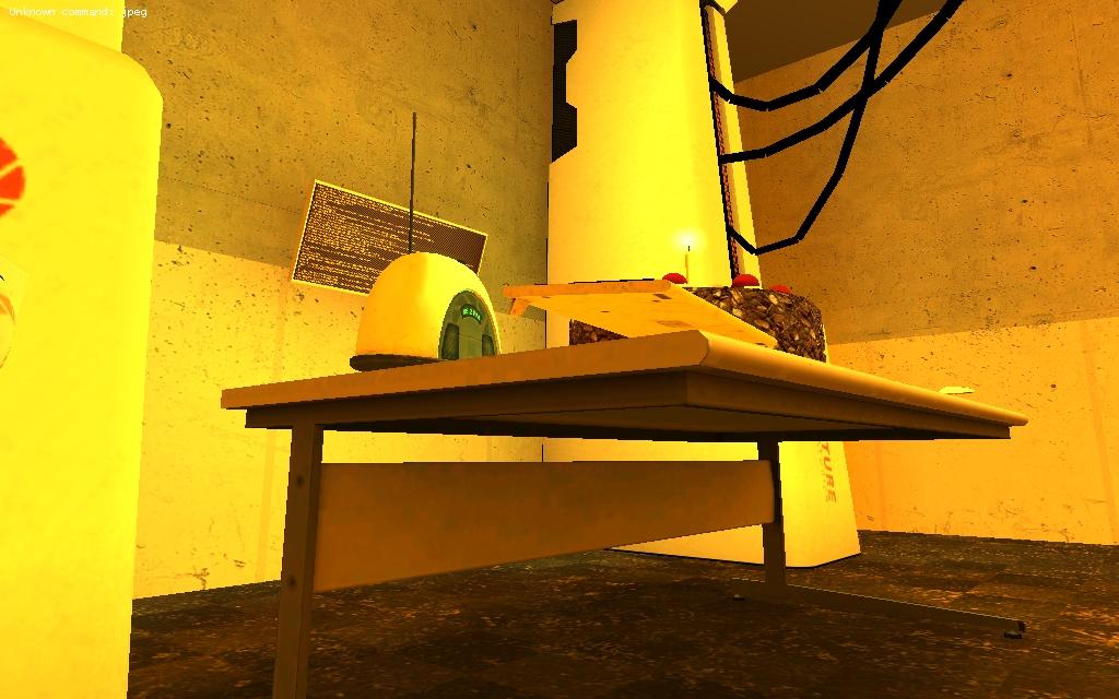 betha_E.jpg - Half-Life 2 cake is a lie, Half-Life 2 Beta, HL2Beta, тортик - ложь