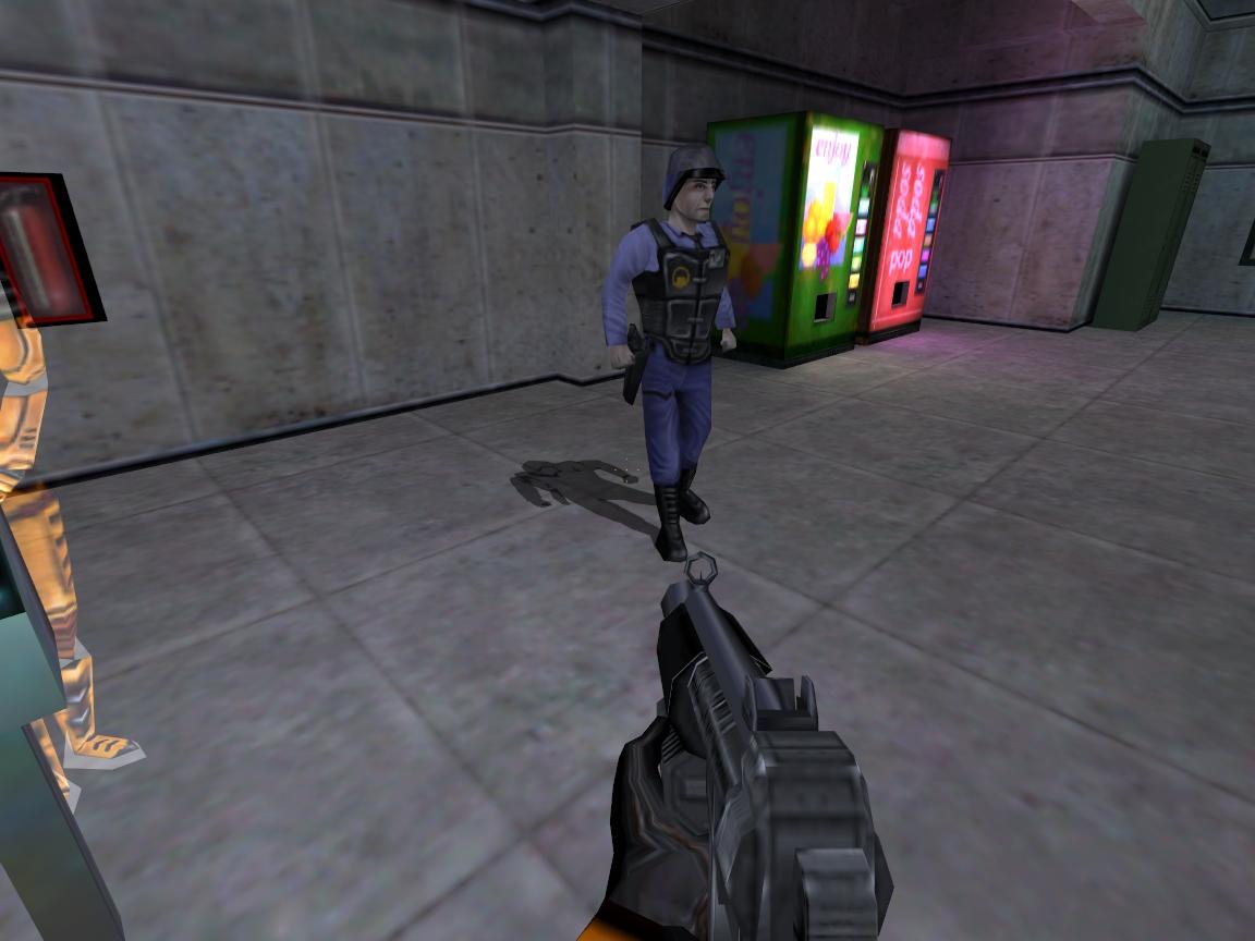 Тени в WON-ХЛ - Half-Life