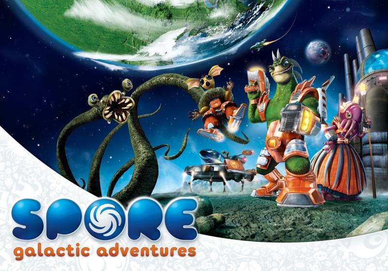 Обзор модов на игру spore galactic adventures. Ep. 5 youtube.