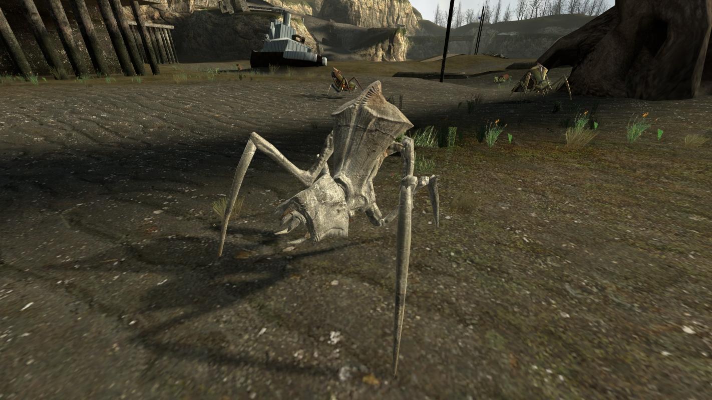 Mutation - Half-Life 2