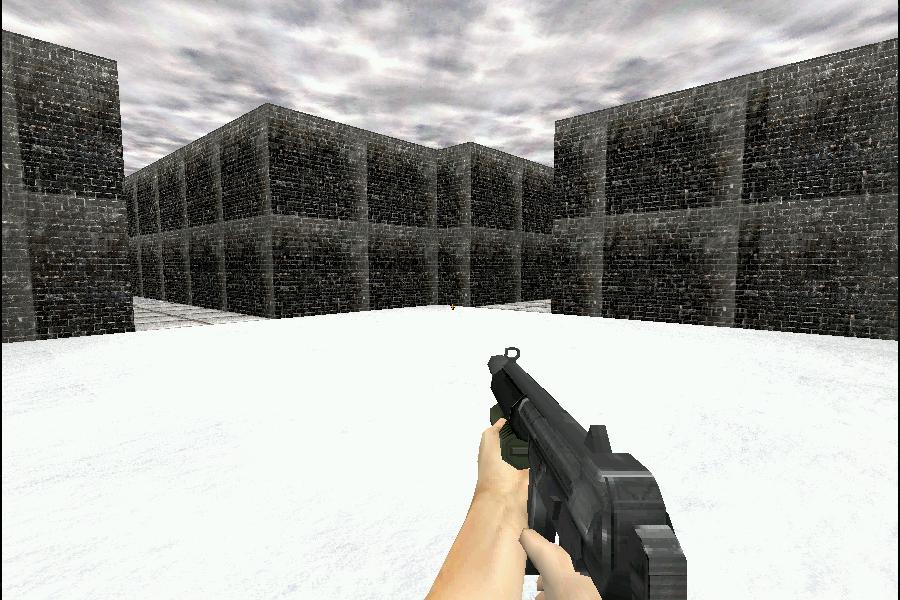 Альфа - Half-Life