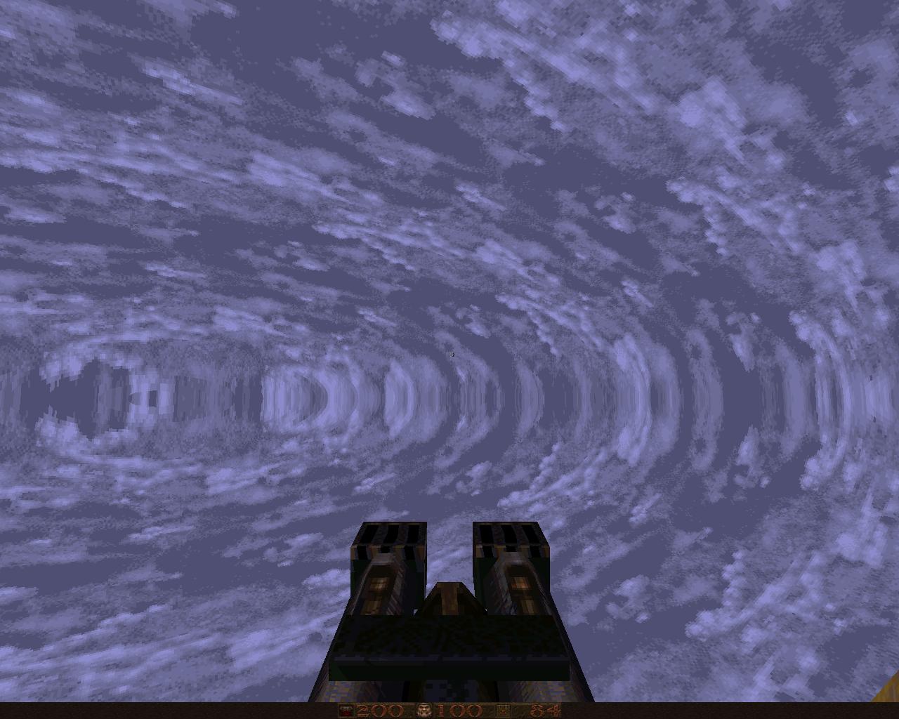 Сравните со скрином в ключевых - Quake