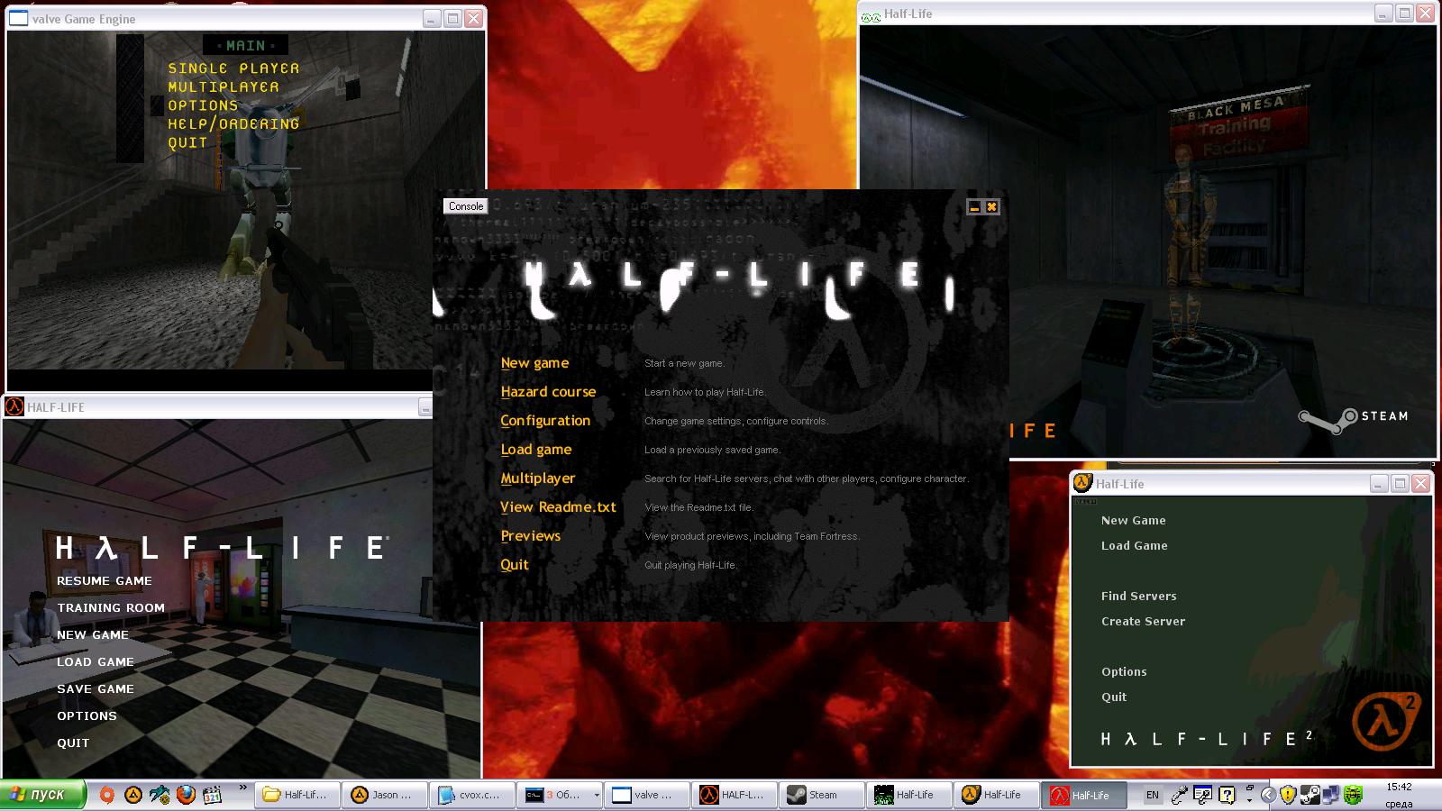 Полураспады - Half-Life 2