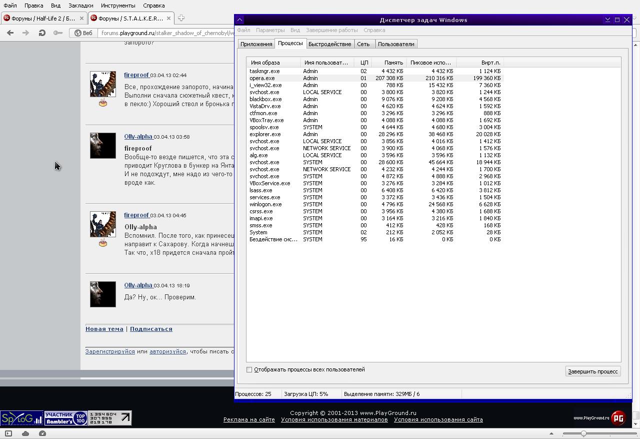 Opera 12.14 - - Тестирование браузеров