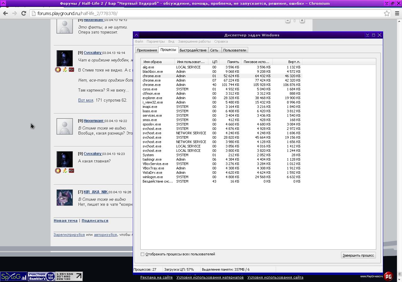 Chromium - - Тестирование браузеров