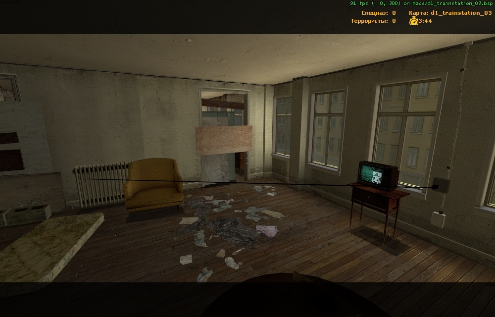 d1_trainstation_03 в КСС - Half-Life 2