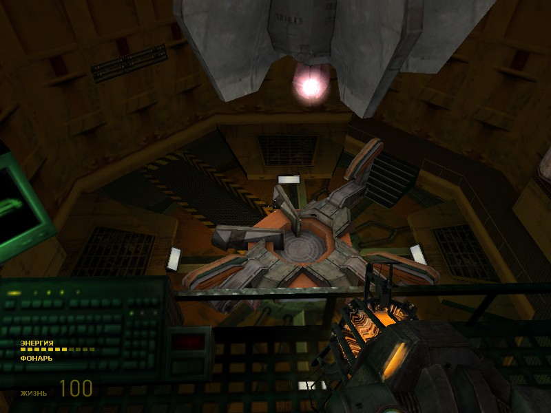 Half-Life 1 in Half-Life 2 - Half-Life 2