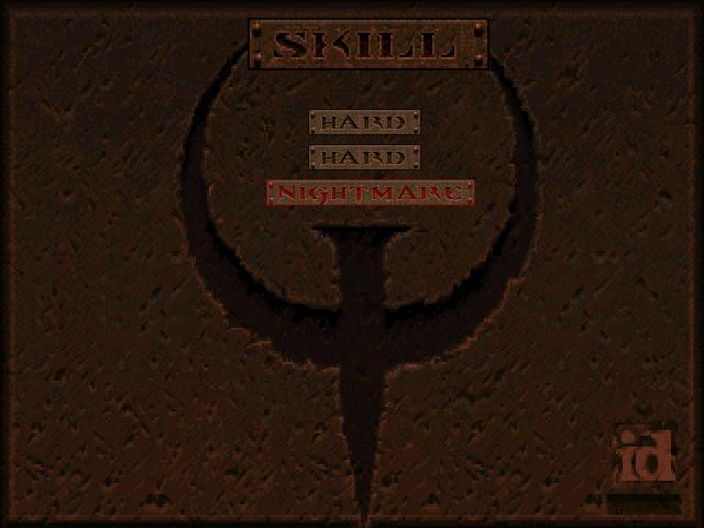 Кошмарный сон казуала - Quake