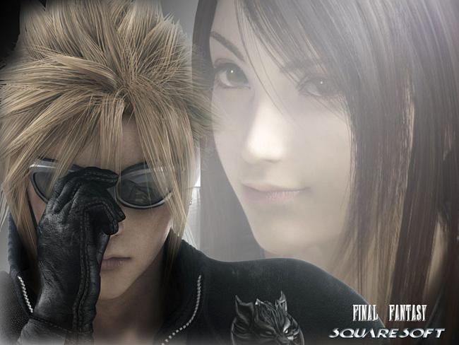 Claud_and_Tifa.jpg - Final Fantasy 7