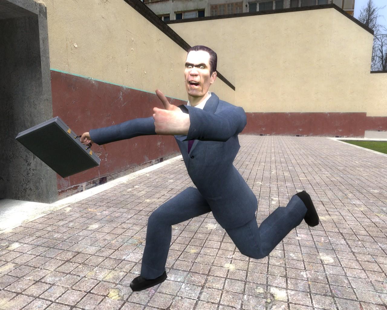 ГыМЕН - Half-Life 2