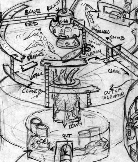 чертеж - Half-Life 2