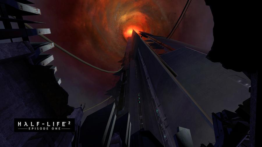 арты - Half-Life 2 цитадель