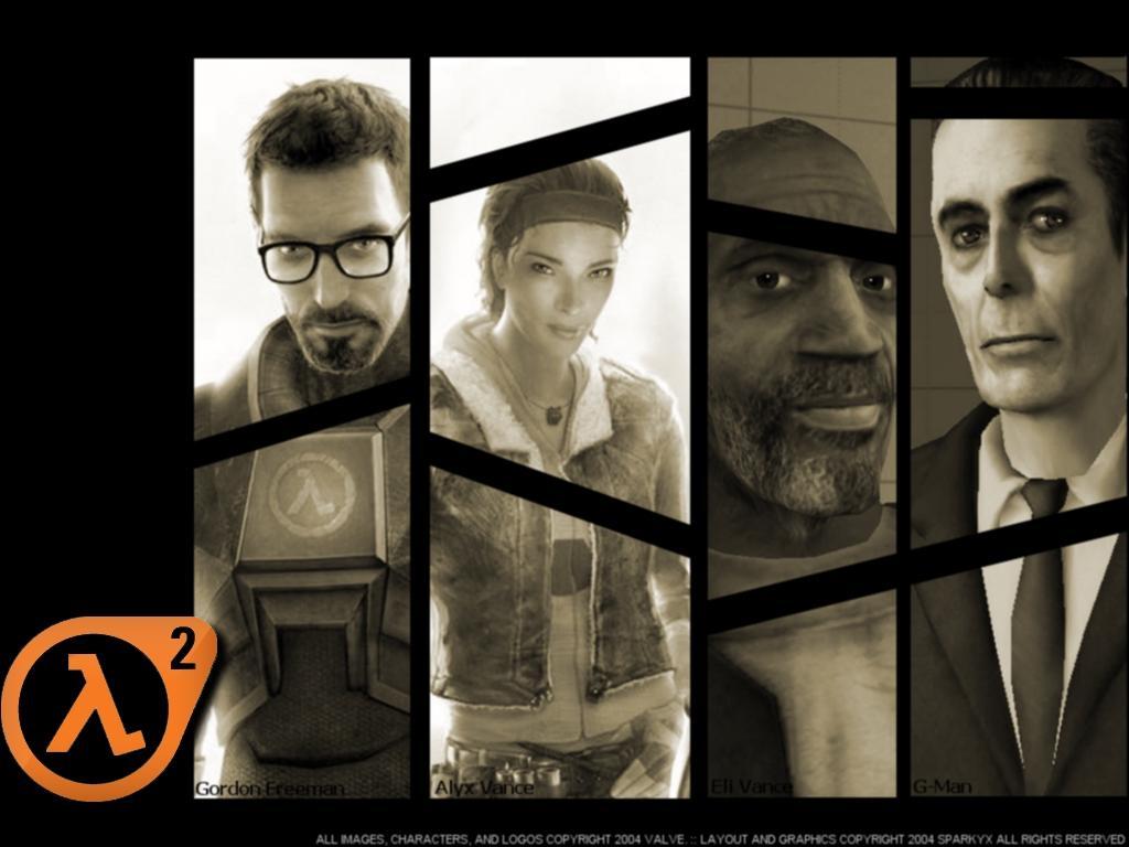 16ь - Half-Life 2