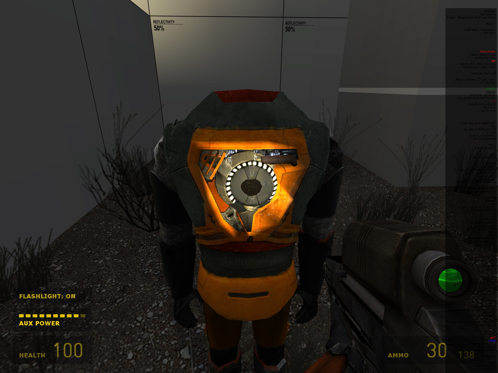 HEV_beta - Half-Life 2