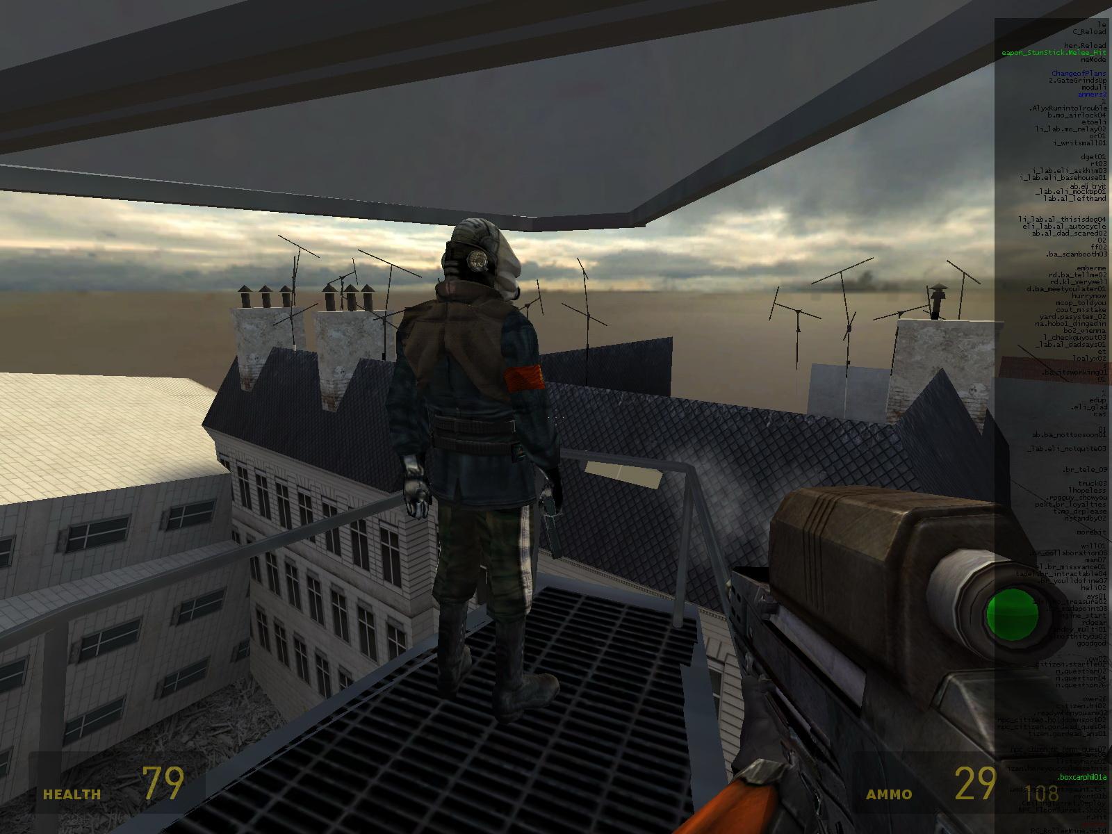 Метрокоп 1 - Half-Life 2